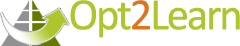 Opt2Learn Logo